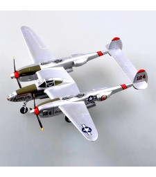 """1:72 P-38L-5-LO Lightning 475th FG, 431st FS """"Miss Bowlegs II"""" 1945"""