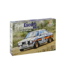 1:24 Ford Escort RS 1800 Mk.II Lombard RAC Rally