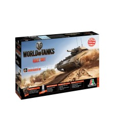 1:35 CRUSADER III - World of Tanks