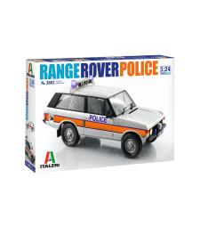 1:24 POLICE  RANGE ROVER