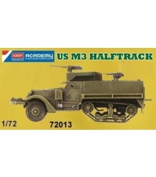 1:72 US M3 HALFTRACK