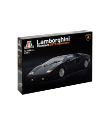 1:24 LAMBORGHINI COUNTACH 25th Anniversar