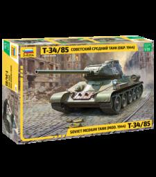1:35 SOVIET MEDIUM TANK T-34/85