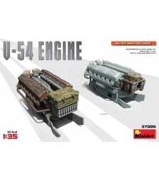 1:35 V-54 Engine