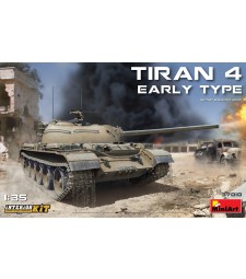 1:35 Tiran 4 Early Type. Interior Kit