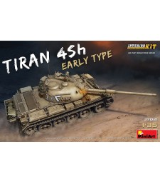 1:35 Tiran 4 Sh Early Type. Interior Kit