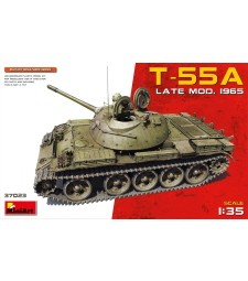 1:35 T-55A Late Mod. 1965