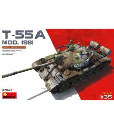 1:35 T-55A Mod.1981