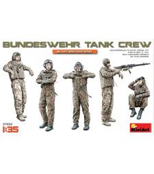 1:35 Bundeswehr Tank Crew - 5 figures