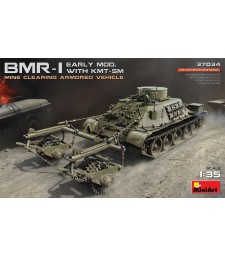1:35 BMR-1 Early Mod. with KMT-5M