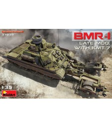 1:35 BMR-1 Late Mod. with KMT-7