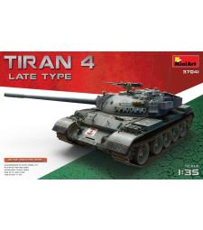 1:35 Tiran 4 Late Type