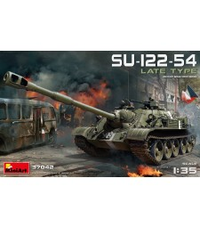 1:35 SU-122-54 Late Type