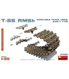 1:35 T-55 RMSh Workable Track Links. Early Type