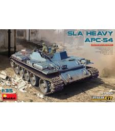 1:35 SLA Heavy APC-54. Interior Kit