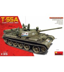1:35 T-55A Early Mod. 1965
