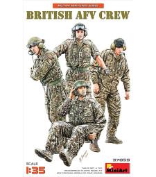 1:35 British AFV Crew