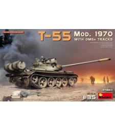 1:35 T-55 Mod. 1970 w/OMSh Tracks