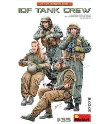 1:35 IDF Tank Crew