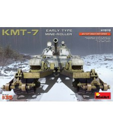 1:35 KMT-7 Early Type Mine-Roller