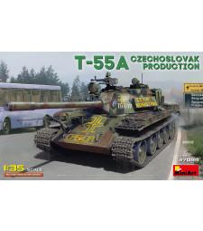 1:35 T-55A Czechoslovak Prod.