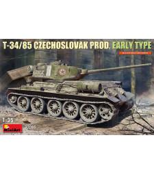 1:35 T-34-85 Czechoslovak Prod. Early Type