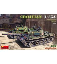 1:35 Croatian T-55A