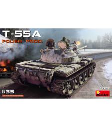 1:35 T-55A POLISH PRODUCTION