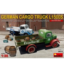 1:35 German Cargo Truck L1500S Type