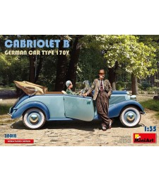 1:35 Cabriolet B German Car Type 170V