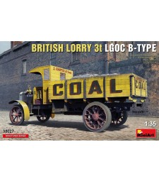 1:35 British Lorry LGOC 3t B-Type