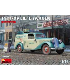 1:35 Typ 170V Lieferwagen