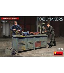 1:35 Toolmakers