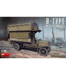 1:35 B-Type Military Omnibus
