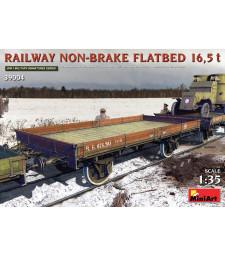 1:35 Railway Non-brake Flatbed 16,5 t