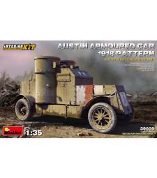 1:35 Austin Armoured Car 1918 Pattern. British Service. Western Front . Interior Kit