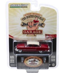 "1955 Cadillac Fleetwood Series 60 Special ""Motor Medic"" Solid Pack - Busted Knuckle Garage Series 1"