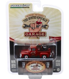 "1956 Ford F-100 Tow Truck ""Busted Knuckle Garage Parts & Service"" Solid Pack - Busted Knuckle Garage Series 1"