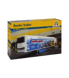 1:24 REEFER TRAILER