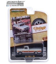 """Vintage Ad Cars Series 4 - 1977 Ford F-150 """"Ford Introduces The Trickest Trucks In Town"""" Solid Pack"""
