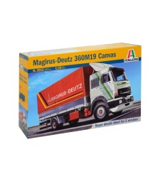 1:24 MAGIRUS DEUTZ 360M19 CANVAS TRUCK