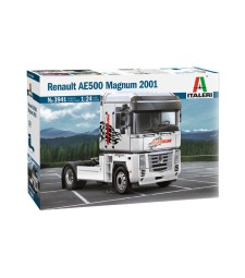 1:24 RENAULT MAGNUM AE500 (2001)