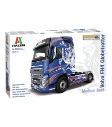1:24 VOLVO FH4 Globetrotter ShowTrucks