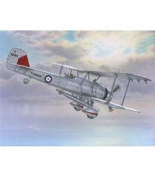 """1:72 Vickers Vildebeest Mk.IV """"Perseus Engine Vers"""