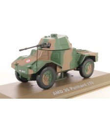 AMD 35 Panhard 178 (WWII Collection by EAGLEMOSS)