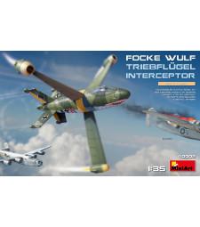 1:35 Focke-Wulf Triebflugel Interceptor