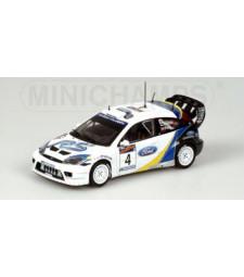 FORD FOCUS RS WRC MAERTIN ARG. 2003
