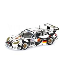PORSCHE 911 GT3 RS  - TEAM SEIKEL MOTORSPORT - 24H LE MANS 2004