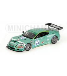ASTON MARTIN DBRS9 - GROPPI & SEILER - TEAM BMS SCUDERIA ITALIA - FIA GT3 RACE SPA 2006