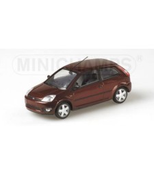 FORD FIESTA - 2002 - RED METALLIC